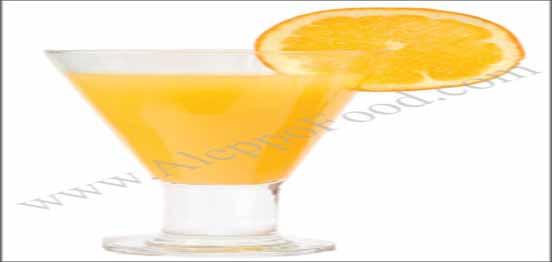 شراب البرتقال