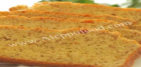 خبز بدقيق الأرز