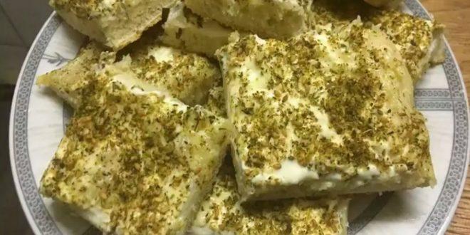صور فطائر الزعتر بالجبن
